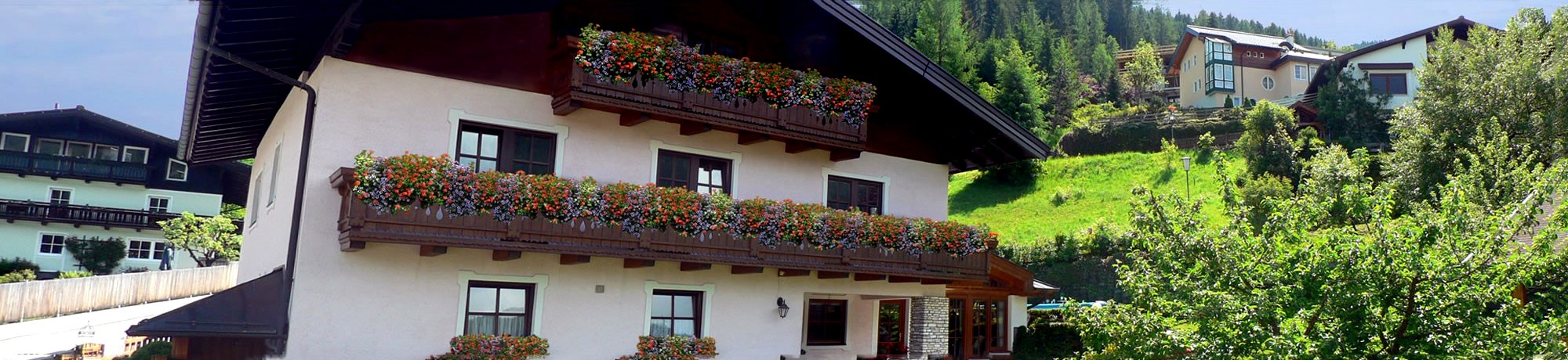 Appartements in Eben im Pongau